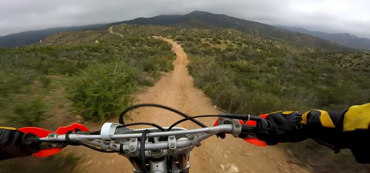 Hungry Valley and Rowher Flats OHV GPS Maps for Locus