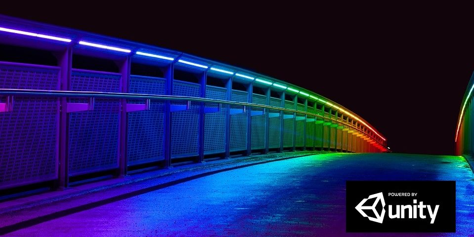 Controlling LED RGB Strips with Unity and Arduino