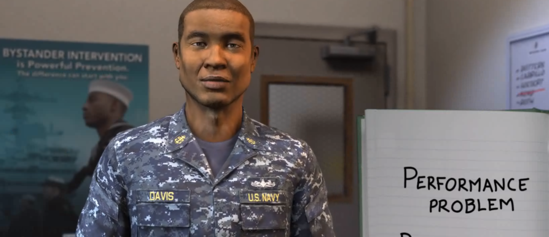 Virtual Humans for Military Training