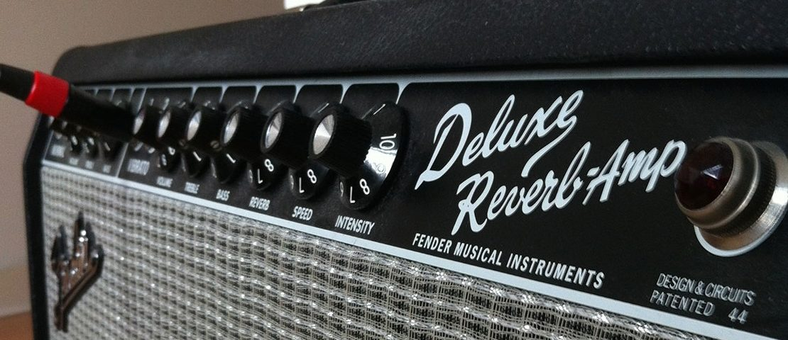 Getting Inside the Reverb Deluxe